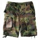 Shorts Paratrooper Woodland