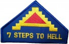 "7th Army ""Seven steps to hell"" färg"