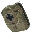 First Aid Kit Pouch Medic Väska Molle MTP MultiCam