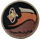 94th Tactical Fighter Sqd. Tygmärke desert