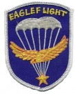 Eagle Flight Special Forces Vietnam Tygmärke färg