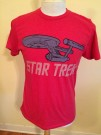 Star Trek USS Enterprise retro T-Shirt : M