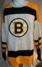 Boston Bruins NHL Retro Vintage 1966 Matchtröja: M