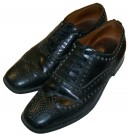 Brogues Skor Gangster: 41