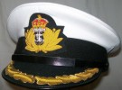Hatt Royal Navy Captain WW2 typ: 57-58