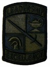 ROTC Combat Patch US Army SubDued
