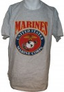 T-Shirt US Marines USMC Logo: L