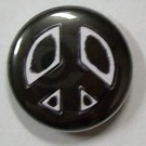 Badge Knappmärke Peace