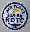 JROTC Combat Patch USAF