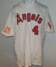 California Angels MLB Baseball T-Shirt #4 Grich: XL
