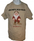 Butter Disney Grumpy Old Man T-Shirt: L