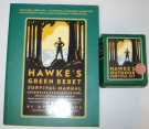 Bok Hawke´s Survival Manual + Tool Green Beret