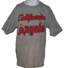 California Angels MLB Baseball T-Shirt Vintage: XL