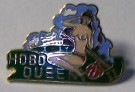 Pin Hobo Queen Nose Art USAF Bomber WW2