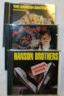 Hanson Brothers 3x CD Punk Hockey
