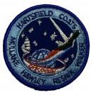 Spaceshuttle Discovery NASA patch