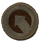 1st Logistical Command Combat patch Desert