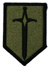 1st Maneuver Enhancement Brigade Kardborre Multicam OCP