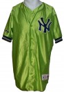 New York Yankees MLB Baseball skjorta 3rd: M