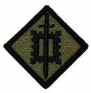 18th Engineer Brigade Kardborre Multicam OCP
