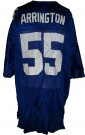 New York Giants #55 Arrington NFL On-Field tröja: XL