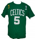 Boston Celtics NBA Basket T-Shirt #5 Garnett: M