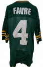 Green Bay Packers #4 Favre NFL Football Vintage tröja: L