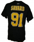 Boston Bruins NHL HockeyT-Shirt #91 Savard: S