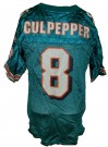 Miami Dolphins #8 Culpepper NFL On-Field tröja: M