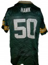 Green Bay Packers #50 Hawk NFL On-Field tröja: M