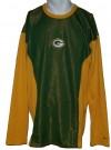 Green Bay Packers NFL Football Under Armor tröja: L+