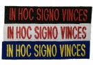 Moral-strip In Hoc Signo Vinces Valspråk Motto