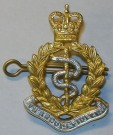 Baskermärke Royal Medical Corps