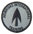 Förbandstecken Heimrisks International Training