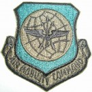 Air Mobility Command Tygmärke subdued