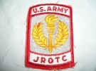 Army JR R.O.T.C. patch färg
