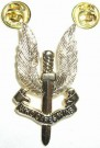 Baskermärke SAS Who dares Wins pin WW2