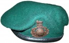 Basker Royal Marines Brittisk Battle worn: Stl. 59