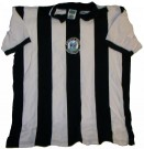 Newcastle United Retro tröja: XL