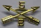 Insignia Special Forces 5th 2nd Bn Officer