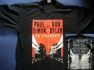 Bob Dylan & Paul Simon US Tour T-Shirt: XL
