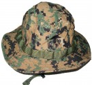 Boonie Hat USMC Digital Woodland MARPAT Original