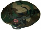 Boonie Hat Woodland Type II US Army