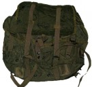 Buttpack Field Pack US Army Vietnam Era