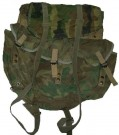 Buttpack Field Pack US Army Woodland