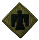45th Infantry Division Kardborre Multicam OCP