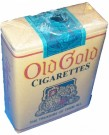 Cigarettes Old Gold WW2 repro