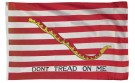 Flagga Gadsden First Navy Jack 150 x 90cm