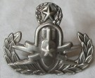 EOD Master badge Antique