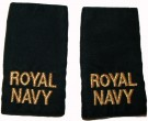 Epåletter Royal Navy